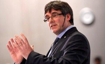 Vācija izbeigusi Katalonijas ekspremjera Pudždemona izdošanas lietu