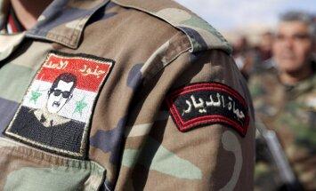 Sīrijas režīms no 'Daesh' pērk naftu, paziņo ASV