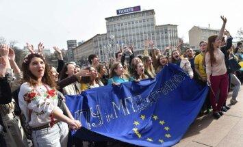 Совет ЕС утвердил решение о безвизовом режиме с Украиной