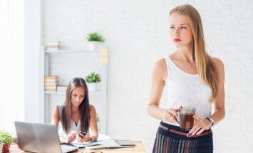 Divkoši, sliņķi un mūžīgie čīkstētāji: kādi kolēģi visvairāk kaitina apkārtējos