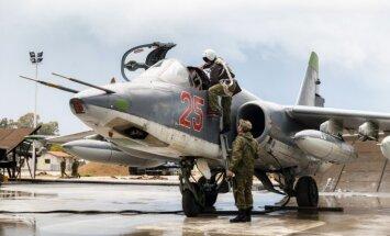 Video: Krievijā atkal avarē Su-25; nogāzies apdzīvotā vietā