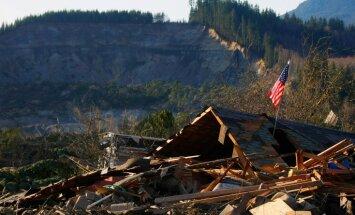 Zemes nogruvumā ASV bojāgājušo cilvēku skaits sasniedzis astoņus