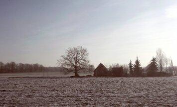 Gaisa temperatūra pazeminājusies līdz -19 grādiem, aukstumu pastiprina vējš