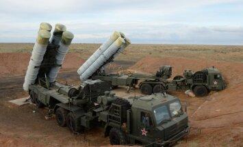 Россия начала производство для Китая зенитных систем С-400