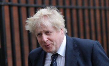 Экс-глава британского МИД Борис Джонсон уже нашел новую работу