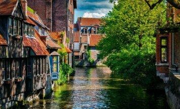 10 burvīgas un vēsturiskas vecpilsētas Beļģijā