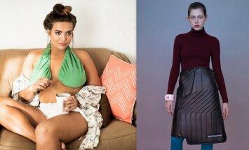 Stila pārpratums vai supermodīga lieta? Apģērbi un aksesuāri, kas pārsteidza pasauli