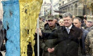 Porošenko: Putins dziļi un patiesi ienīst Ukrainu