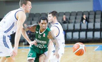 'Valmiera/ORDO' basketbolisti piedzīvo pārliecinošu zaudējumu pirmajā BBL ceturtdaļfināla spēlē