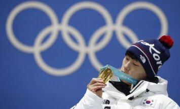 Sunbina Juna māte: pirms olimpiādes skatījos tikai uz zeltītām lietām