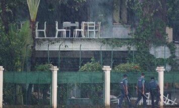 Bangladešas terorakts: Teroristi bijuši 'normāli puiši', kas mācījušies prestižās universitātēs