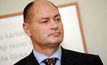 Deputātu Liepiņu notiesā par melošanu deklarācijā; viņš vaino 'Jelgavas mafiju'