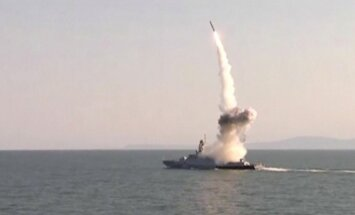 Krievija izmēģinājusi vairākas ballistiskās raķetes