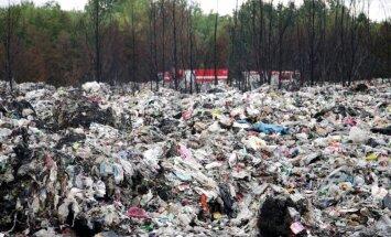 Jūrmalas nelikumīgās atkritumu glabātavas krimināllietā lūdz apsūdzēt trīs personas