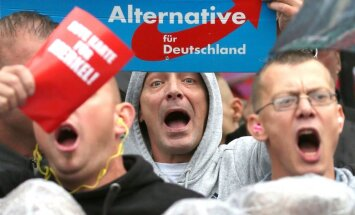 Ādolfu Eihmani sagūstījušais 'Mossad' aģents atbalsta labējo 'Alternatīvu Vācijai'