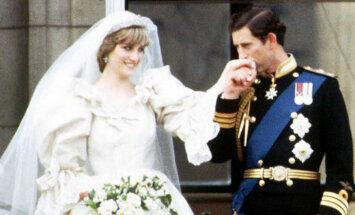 Laulība, kurai bija lemts krahs: Čārlza un Diānas traģiskais mīlas stāsts