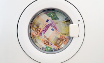 Arestē Francijā izkrāptus un caur Latvijas banku atmazgātus 642 700 eiro