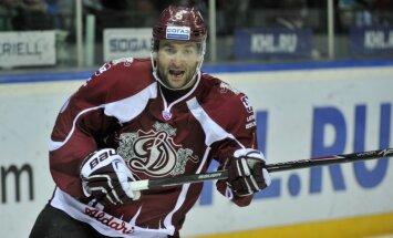Māris Jass domājis, ka Rīgas 'Dinamo' komandā viņš spēlēs aizsardzībā