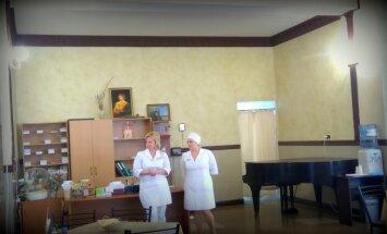 Trīs Ukrainas kūrortpilsētas, kur sajust gan padomju kolorītu, gan lēti atgūt veselību