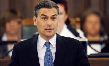Бондарс: если стану президентом - уйду из партии и продолжу говорить на русском