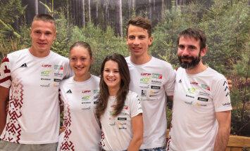 Latvijas orientieristi gaidāmajā pasaules čempionātā savās mājās galveno uzsvaru liks uz stafeti