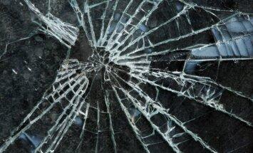 Автомобиль депутата Сейма столкнулся с машиной спасателей: двое пострадавших