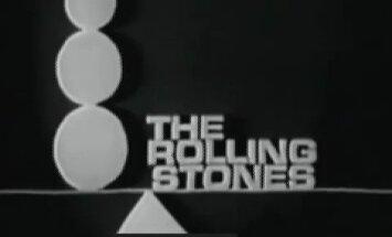 Rolling Stones pirmā uzstāšanās TV