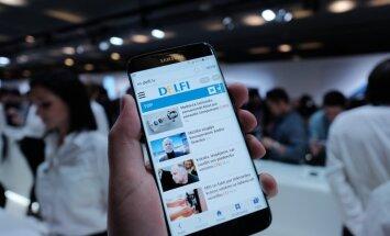 Interneta pārlūkošanai pārnēsamajās ierīcēs Latvijā novembrī visvairāk lietoti 'Samsung' un 'Apple' produkti