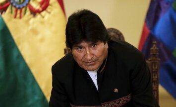 Oficiāli rezultāti: referendumā Bolīvijā noraida iespēju prezidentam kandidēt uz 4. termiņu