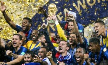 ФОТО, ВИДЕО: Сборная Франции — двукратный чемпион мира по футболу