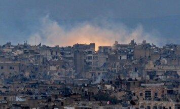 ООН назвала виновных в военных преступлениях в Сирии