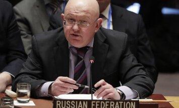 Россия заблокировала резолюцию США по Сирии в Совбезе ООН