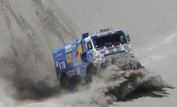 Dakaras rallijreida rīkotāji cer 2020. gada sacensības atkal rīkot Āfrikā