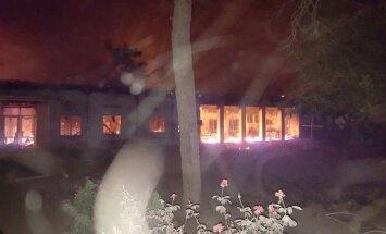 Пентагон: за авиаудар по госпиталю ответственна армия Афганистана