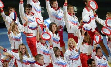 Krievija uzstāda jaunu rekordu Universiādē izcīnīto medaļu skaita ziņā