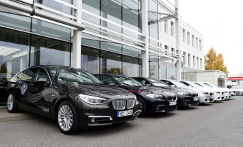Latvijā apvienos BMW, 'Jaguar', 'Land Rover', 'Mazda' un 'Ford' tirgojošos uzņēmumus