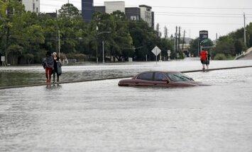 Vētras 'Hārvijs' upuru skaits sasniedzis 39