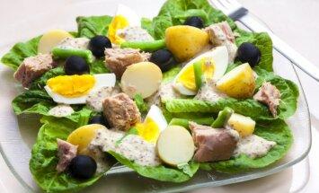 Konservēts tuncis – ideāls olu 'kompanjons': 12 garšīgas receptes