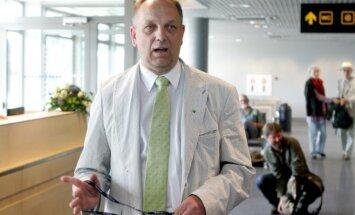 Luhse zaudē lidostas 'Rīga' vadītāja krēslu