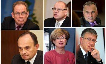 'Oligarhu lietas' parlamentārās izmeklēšanas komisijas vadību uztic Sudrabai
