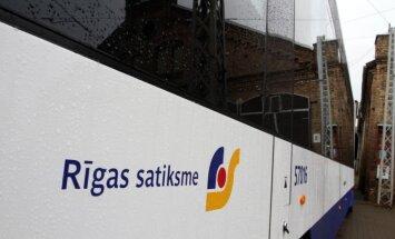 В конце мая в Иманту начнет курсировать низкопольный трамвай