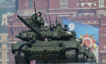 Sīrijas konflikts: Kara gadījumā Krievija palīdzēs Sīrijai, paziņo Putins
