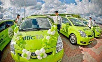'BalticTaxi' izvērtē iespēju ieiet vēl divu pilsētu tirgos