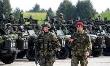 Čehija gatavojas Baltijas valstīs izvietot gandrīz 300 karavīru