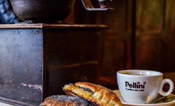 Kuldīgā atklāta 16. gadsimta magoņkūku recepte; trīs kafejnīcās tagad var nogaršot seno gardumu