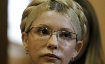 Noklausītā telefonsarunā Timošenko sola darīt visu, lai iznīcinātu Krieviju