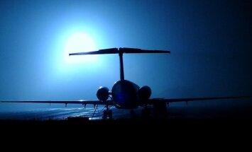 Aizliedz ASV civilos lidojumus virs Irākas