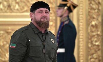 """Рамзан Кадыров о латвийском """"списке Магнитского"""": """"Визит в Латвию был целью всей моей жизни"""""""