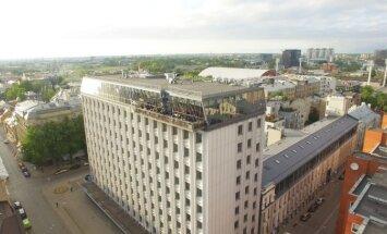 В Риге откроется гостиница одного из брендов Marriott International