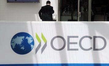 Latvijas iestāšanās bagāto valstu klubā OECD ieķeras
